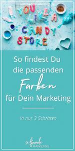 Farben im Marketing