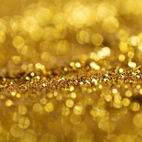 Logo mit Gold füllen