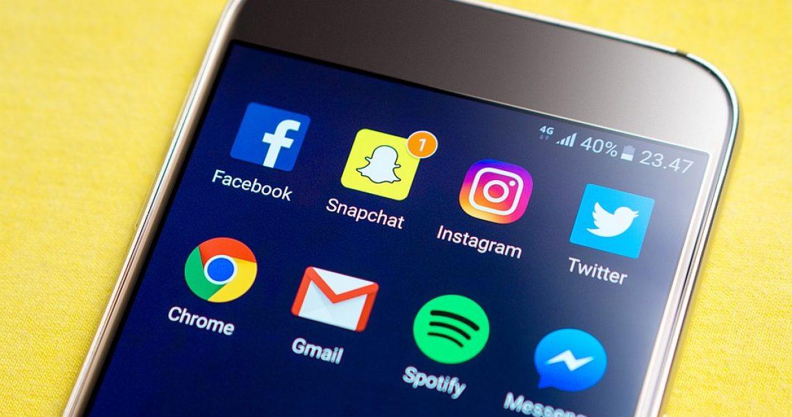 social media grafiken branden